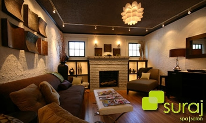 Suraj Spa⎮Salon - Biltmore South: $75 for a Spa Package at Suraj Spa⎮Salon ($150 Value)