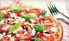 Bell's Greek Pizza - East Lansing: $7 for $14 Worth of Greek Fare and Pizza at Bell's Greek Pizza in East Lansing
