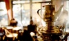 Samovar Tea Lounge - Multiple Locations: $25 for $55 Worth of Artisan Whole-Leaf Tea and Café Fare at Samovar Tea Lounge