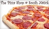 The Pizza Shop at South Natick - CLOSED - Natick: $12 for $25 Worth of Pizza and More at The Pizza Shop @ South Natick