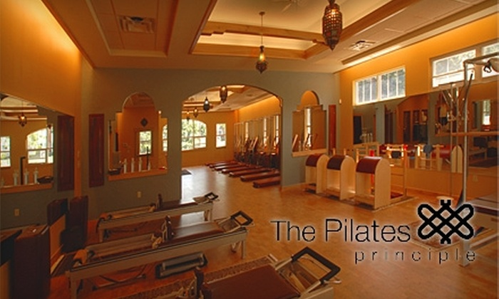The Pilates Principle - Colonie: Zumba, Yoga, or Pilates Classes at The Pilates Principle (Up to a $125 Value)