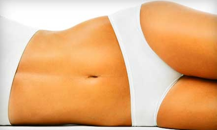Aspire Skin & Wellness Clinic - Spokane Valley: Lipo-Laser Package with Whole-Body Vibration and Wrap or Three Lipo-Laser Treatments at Aspire Skin & Wellness Clinic