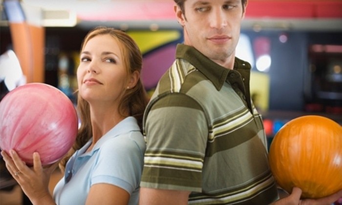 Laurel Lanes & Brewsters - Maple Shade: $5 for Two Games of Bowling Plus Shoe Rental at Laurel Lanes & Brewsters in Maple Shade (Up to $12 Value)