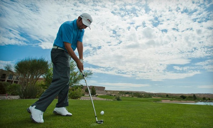 Sierra Del Rio Golf Course - Elephant Butte: 18-Hole Golf Outing for Two or Four with Cart Rental at Sierra Del Rio Golf Course in Elephant Butte (Up to 54% Off)