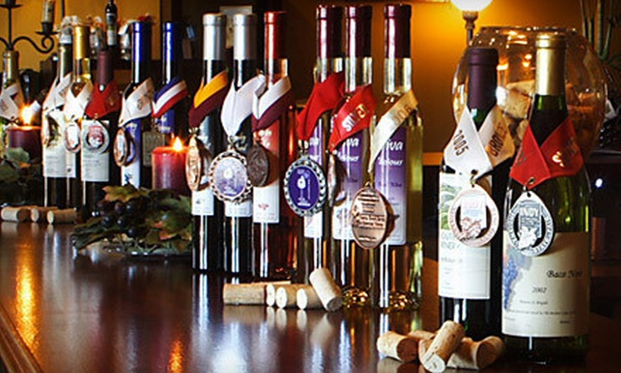 Boutier Winery/Bella Bed and Breakfast - Multiple Locations: Wine and B&B Stay at Boutier Winery and Bella Bed and Breakfast in Danielsville (Up to 60% Off). Four Options Available.