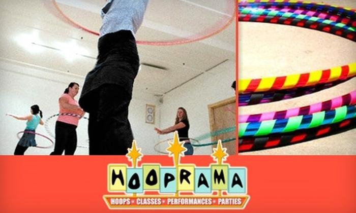 Hooprama - Lockeland Springs: $45 for a Six-Week Hula-Hoop Course at Hooprama ($90 Value)