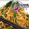 Half Off at Oasisba Asian Fusion & Bar