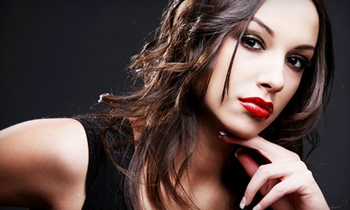 Eye Candy Hair Studio - South Gate: Hair Services at Eye Candy Hair Studio in Glen Burnie (Up to 68% Off). Four Options Available.