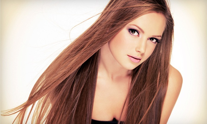 Paul Joseph Salon & Spa - Frontenac: Full Highlights, Cut, and Style or Package of Two Full Highlights, Two Cuts, and Two Styles at Paul Joseph Salon & Spa in Naperville (Up to 65% Off)