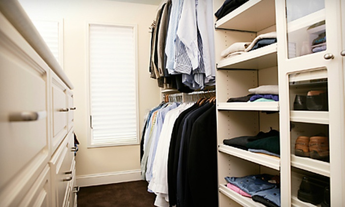 Clutter Clearer - New Orleans: Four or Eight Hours of Organizing Services for Home or Office from Clutter Clearer