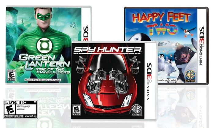 3-Game Kids' Nintendo 3DS Bundle: 3-Game Kids' Nintendo 3DS Bundle. Free Returns.