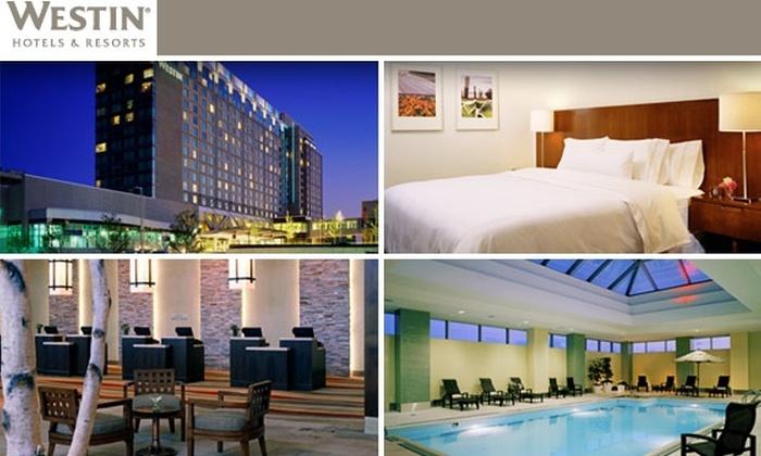 The Westin Boston Hotel - South Boston: $99 for a Night at the Westin Boston Waterfront ($249 Value)