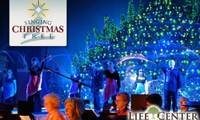 "Life Center - Central: Tickets to Tacoma's Singing Christmas Tree Production ""I Believe"" at the Life Center (Up to $22 Value). Choose from Five Dates and Two Seating Options."