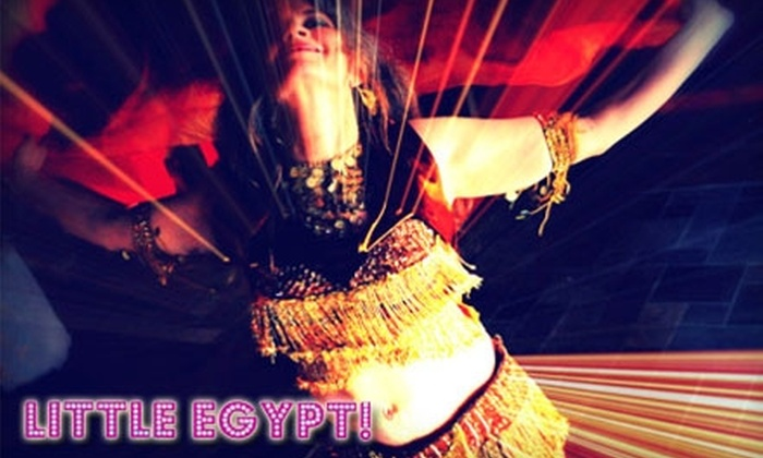 Little Egypt & Co. - Mahncke Park: $30 for Four Belly-Dancing Classes at Little Egypt & Co. ($70 Value)