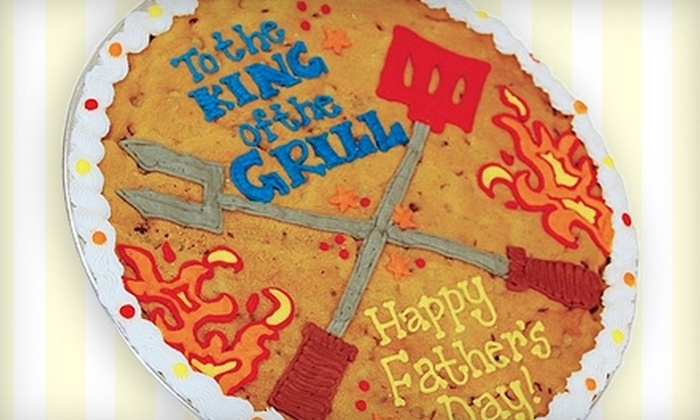 Cookies By Design - Santee: $18 for Cookie Cake at Cookies by Design in Santee ($36 Value)