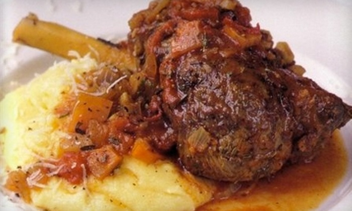 GreekElicious - North Naples: $10 for $20 Worth of Mediterranean Fare and Pastries at GreekElicious