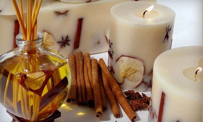 Lemon Grass - Hillsboro Center: $10 for $20 Worth of Candles, Soaps, and More at Lemon Grass in Coconut Creek