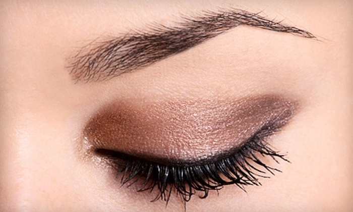 Zeba Beauty - Multiple Locations: $10 for an Eyebrow and Lip Threading at Zeba Beauty (Up to $22 Value)
