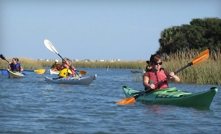 Guided Kayak Tour for One (a $49 value) - Sea Kayak Carolina in James Island