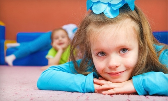 Champions Childcare - Houston: $40 for Two Drop-in Childcare Sessions at Champions Childcare (Up to $80 Value)