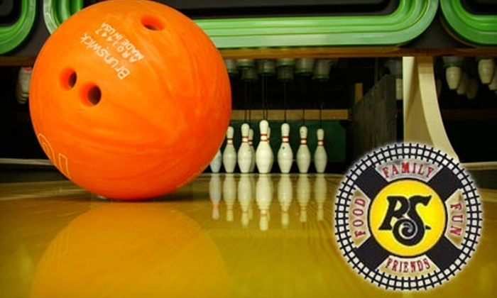 Recreation Station - Lake Wales: $21 for Two Hours of Bowling Plus One Pitcher of Beer or Soda at Recreation Station in Lake Wales (Up to $50 Value)
