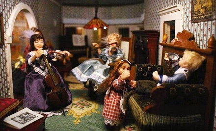 The Great American Dollhouse Museum - The Great American Dollhouse Museum in Danville