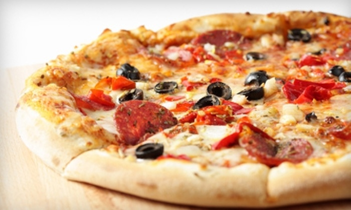 Papa Pilo's - Southwest Anaheim: $10 for $20 Worth of Pizza and More at Papa Pilo's in Anaheim