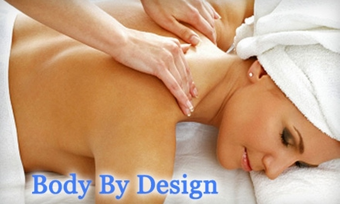 Body By Design - Ross: $30 for 60-Minute Massage at Body By Design ($60 Value)