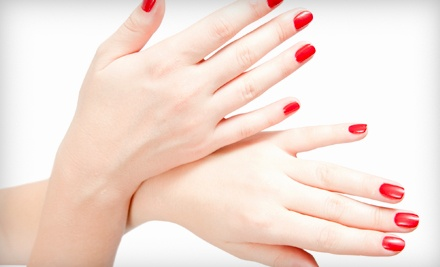 Full Set of Gel or Acrylic Nails or Fills (up to a $60 value) - Classy Nails & Spa in Orleans