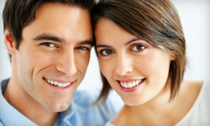 Washington Institute for Dentistry & Laser Surgery - Spring Valley: $179 for a New Patient Exam, X-rays, Cleaning, and Whitening at Washington Institute for Dentistry & Laser Surgery ($1,090 Value)
