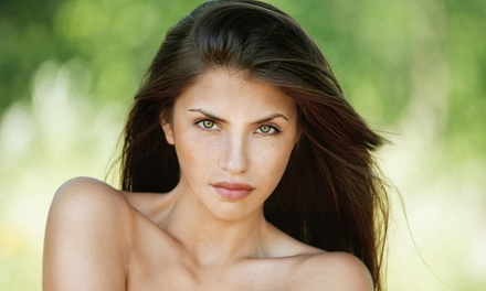Haircut with a Choice of Conditioning Treatment or Partial Highlights at Salon Heat (47% Off)
