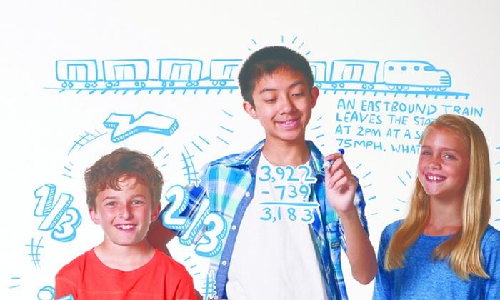 Sylvan Learning Center - Macon: Up to 62% Off Sylvan Math Edge at Sylvan Learning Center