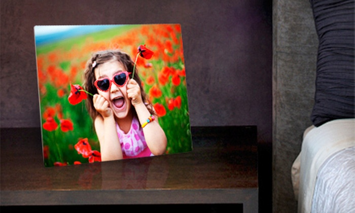 "Aluminyze: 8""x10"", 11""x14"", or 16""x20"" Aluminum Photo Print from Aluminyze (Up to 70% Off)"