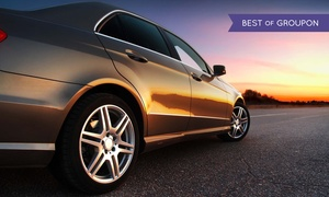 Tampa Window Tint Specialists: Car Window Tinting for Two or Up to Five Windows at Tampa Window Tint Specialists (Up to 51% Off)