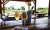 Backyard Vineyards - Backyard Vineyards: Bubble Tour, Tasting, and Food Pairing for Two or Four at Backyard Vineyards (Up to 50% Off)