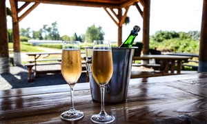 Backyard Vineyards: Bubble Tour, Tasting, and Food Pairing for Two or Four at Backyard Vineyards (Up to 50% Off)