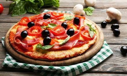 60% off at Naseeb Halal Pizza