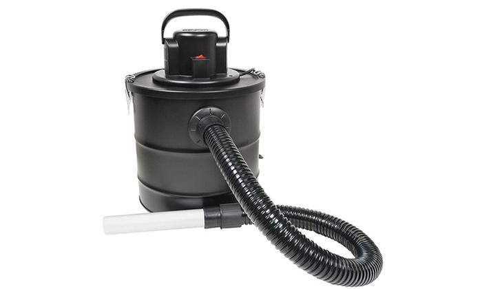aspirateur de cendres 1200w 20l groupon shopping. Black Bedroom Furniture Sets. Home Design Ideas
