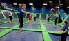 AirHeads Trampoline Arena - Largo: Three or Six AiRobics Fitness Classes at AirHeads Largo (Up to 50% Off)