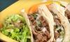 Half Off Mexican Fare at Village Taqueria & Tequila Bar in Smyrna