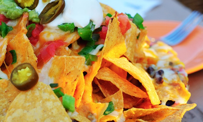 Pepe's Mexican Food - Florin: Mexican Food at Pepe's Mexican Food (Half Off). Two Options Available.