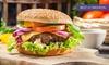 3-Gänge-Burger-Menü inkl. Getränk