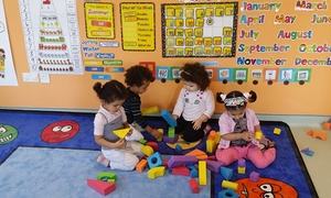 Kids Kingdom Learning Centre DMCC: Two Weeks of Nursery or Day-Care Classes at Kids Kingdom Learning Centre (Up to 52% Off)