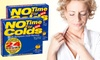 No Time for Colds Lozenges 2-Pack: SmartSciences No Time for Colds Lozenges 2-Pack