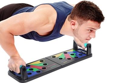 Tabla de entrenamiento fitness portátil y plegable