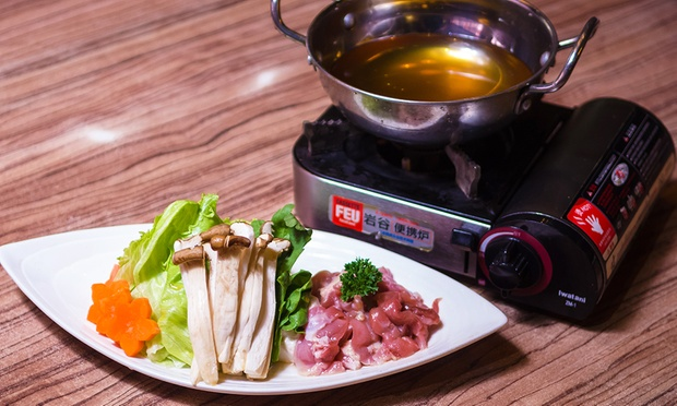 6 course japanese meal go zen for Asian and western cuisine