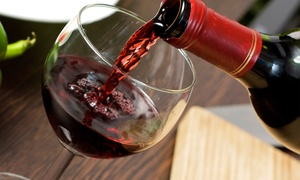 PRP Wine International: In-Home Wine Tasting for Four or Eight with Complimentary Bottle of Wine from PRP Wine International (Up to 90% Off)