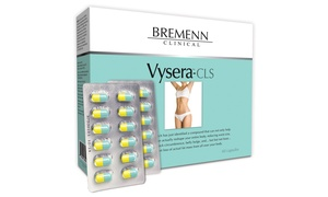 60-Serving Container of Bremenn Clinical Vysera CLS Supplements