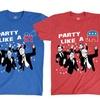 Men's Political Party T-Shirts