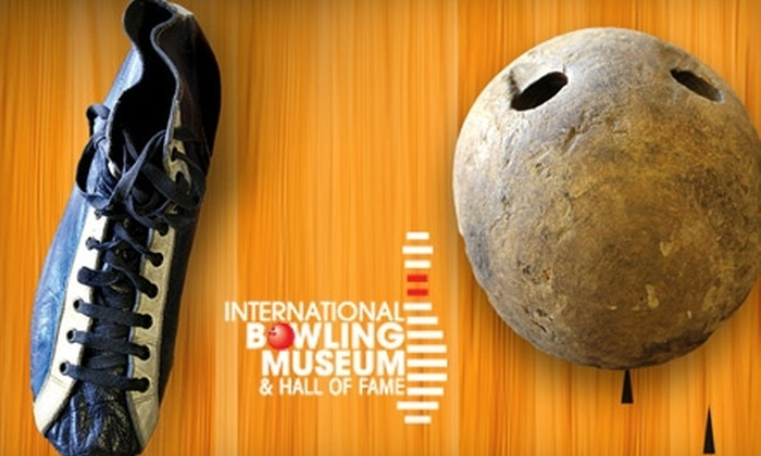 International Bowling Museum and Hall of Fame - Arlington: $9 for Two Admissions to the International Bowling Museum and Hall of Fame in Arlington (Up to $19 Value)